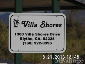 Photo of Villa Shores, Blythe, CA