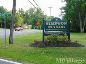 Photo of Simpson Manor, Utica, NY