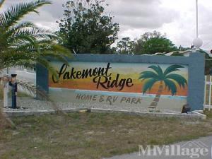 Photo Of Lakemont Ridge Home RV Park Frostproof FL