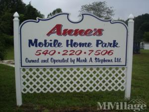Photo of Anns Mobile Home Park, Stafford, VA