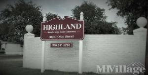 Photo of Highland Mobile Home Park, Bartlesville, OK