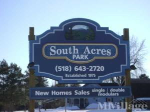 Photo of South Acres Home Park and Sales, Plattsburgh, NY