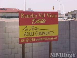 Photo of Rancho Val Vista Estates, Casa Grande, AZ
