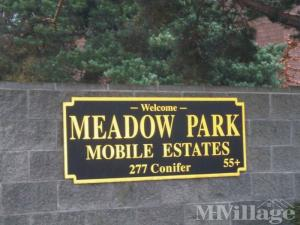 Photo of Meadow Park Mobile Estates, Corvallis, OR