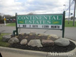 Photo of Continental Estates, Davison, MI