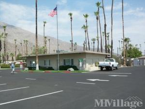 Photo Of Sahara Mobile Home Park Palm Springs CA