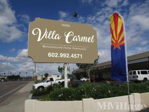 Photo of Villa Carmel Mobile Home Park, Phoenix, AZ