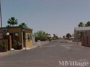 Casa Grande Az Senior Retirement Living Manufactured And