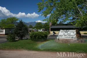 Photo Of Emerald Acres Mobile Home Park Colorado Springs CO