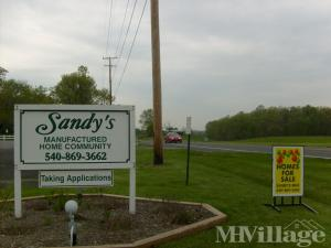 Photo of Sandy's Manufactured Home Community, White Post, VA