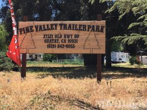 Photo of Pine Valley Trailer Park, Guatay, CA