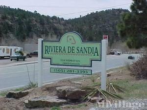 Photo of Riviera De Sandia Mobile Home Park, Cedar Crest, NM