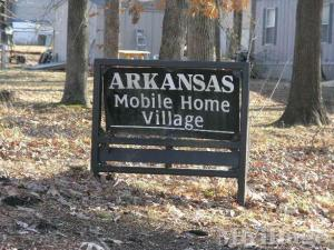 Photo of Arkansas Mobile Home Village, Mabelvale, AR