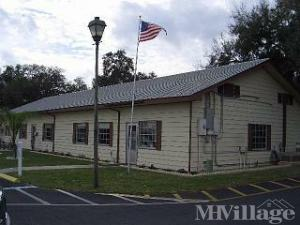 Zephyrhills, FL Senior Retirement Living Manufactured and