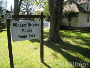 Photo Of Windsor Heights Mobile Home Park New NY