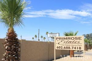 Photo of Primrose Estates Mobile Home Park, Mesa, AZ