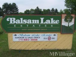 Photo of Balsam Lake, Balsam Lake, WI
