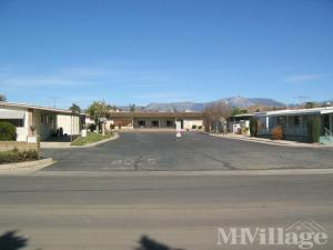 Photo Of Crafton Hills Mobile Estates Yucaipa CA