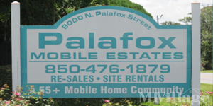 Photo of Palafox Mobile Home Estates, Pensacola, FL