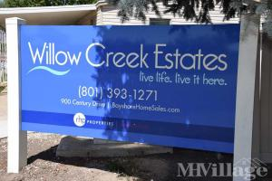 Photo of Willow Creek Estates, Ogden, UT