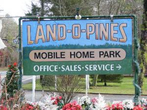 Photo Of Land O Pines Mobile Home Park Jackson NJ