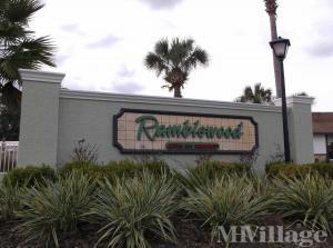 Photo Of Ramblewood Manufactured Home Community Zephyrhills FL