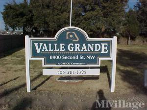 Photo of Valle Grande Mobile Home Park, Albuquerque, NM