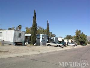 Photo Of Greenlee Mobile Home Park Tucson AZ