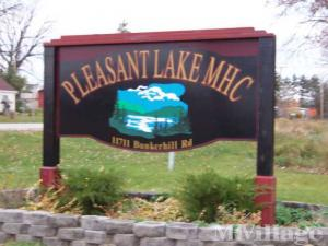 Photo of Pleasant Lake Mobile Home Court, Pleasant Lake, MI