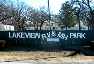 Photo Of Lakeview Mobile Home Community Fort Worth TX