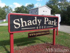 Photo Of Shady Park Mobile Home Court Jackson MI