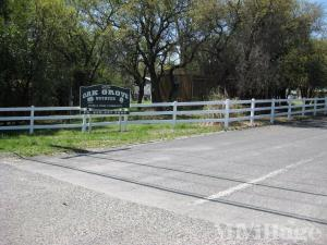 Photo of Oak Grove Mobile Home Park, Kerrville, TX