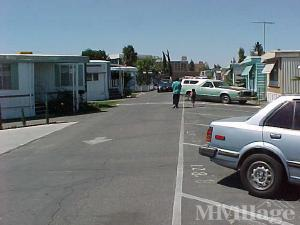 Photo Of Golden Skies Mobile Home Park Anaheim CA