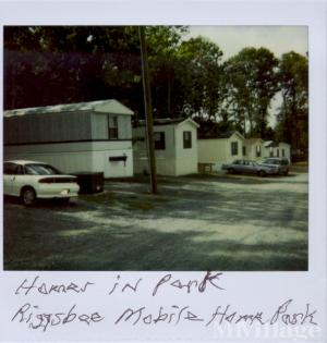 Photo of Riggsbee Mobile Home Court, Chapel Hill, NC