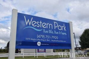 Photo Of Western Park Fayetteville AR