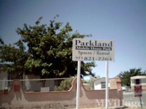 Photo Of Parkland Mobile Home Park El Paso TX