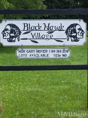Photo of Black Hawk Village, Centre Hall, PA