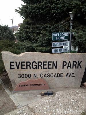 Photo Of Evergreen Mobile Home Park Colorado Springs CO