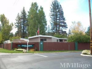 Photo Of Tahoe Verde Estates South Lake CA