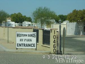 Photo of Western Sands RV Park, Yuma, AZ