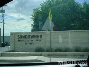 Photo Of Sundowner Mobile Village Farmington NM
