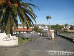 Oceanside CA Senior Retirement Living Manufactured And