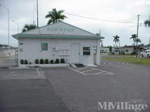 Photo Of Sun N Fun Mobile Home Village Fort Myers FL