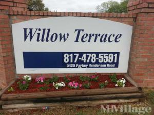 Photo Of Willow Terrace Manufactured Housing Community Fort Worth TX