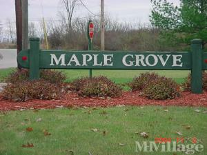 Photo of Maple Grove Mobile Home Park, Kendallville, IN