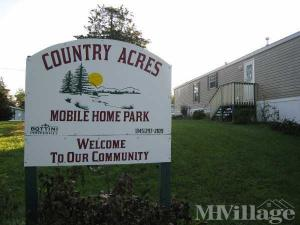 Photo of Country Acres Mobile Home Park, Pleasant Valley, NY
