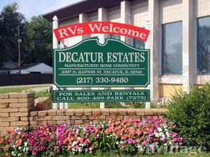 Photo Of Decatur Mobile Home Park IL