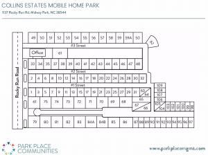 Photo of Collins Estates Mobile Home Park, Midway Park, NC