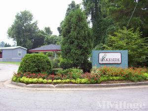 Photo Of Lakeside Mobile Home Community Ellenwood GA