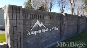 Photo Of Aaspen Mobile Village Klamath Falls OR